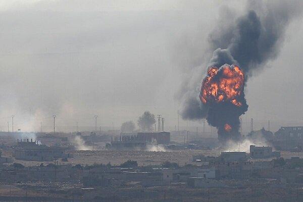 وقوع انفجار در شهر عفرین سوریه، یک کشته و 6 زخمی
