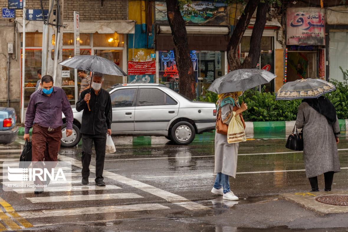 خبرنگاران بارندگی پاییزی در مازندران 33 درصد کاهش یافت