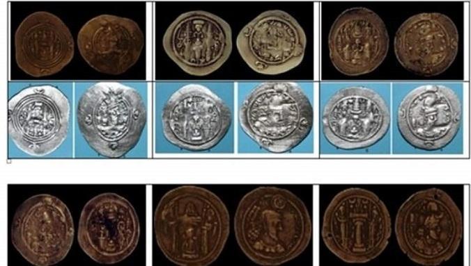 45 سکه نقره ساسانی در آزمایشگاه قلعه فلک الافلاک بازسازی شدند