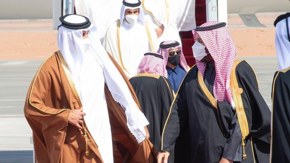 اعلام سرانجام اختلافات عربستان سعودی و قطر بعد از 3 سال