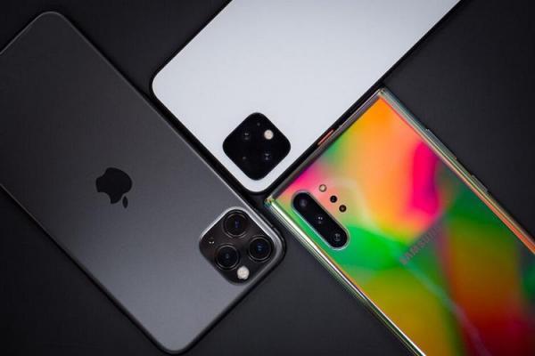 قیمت انواع گوشی موبایل، امروز 3 دی 99