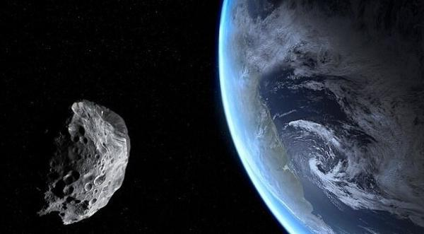 عبور سیارکی خطرناک با اندازه 2 برابر برج خلیفه از کنار زمین در ماه آینده
