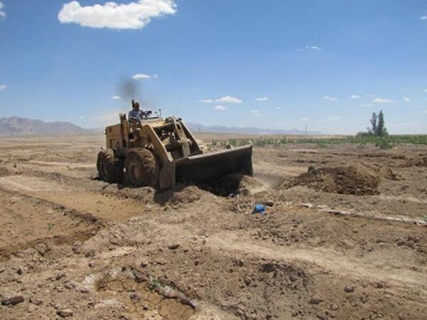 خبرنگاران 733 هکتار از اراضی ملی جنوب کرمان برطرف تصرف شد