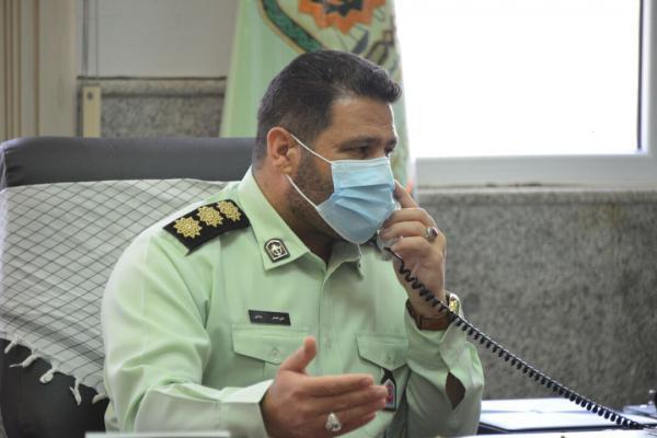 خبرنگاران کیشوندان 611 بار با سامانه 197 پلیس تماس گرفتند