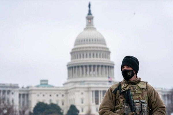 حمله با خودرو به ساختمان کنگره آمریکا، 2 افسر پلیس زخمی شدند