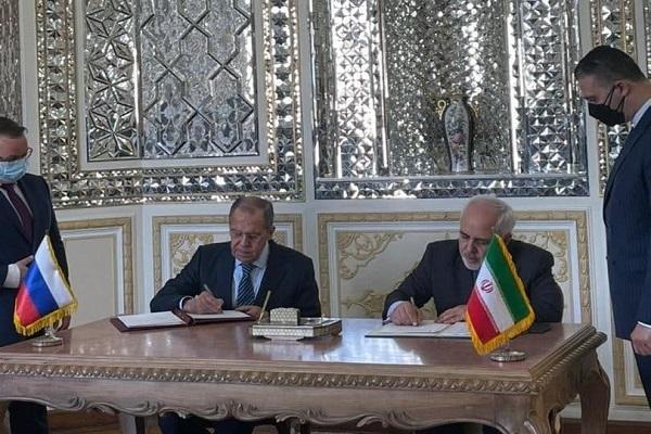 موافقت نامه فرهنگی بین ایران و روسیه امضا شد