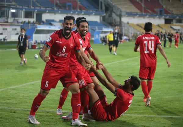 AFC: پرسپولیس غول واقعی بازی های آسیایی است، استقلال تماشایی پیش می رود