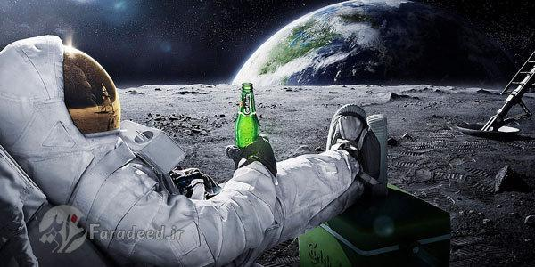 فراخوان برای فضانوردان آینده