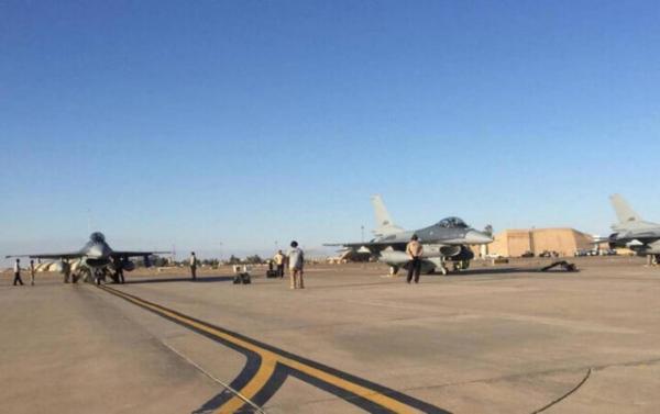 تصمیم شرکت آمریکایی حاضر در پایگاه هوایی بلد به خروج از عراق