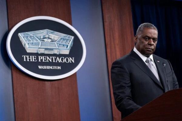 گفت وگوی تلفنی وزیر دفاع آمریکا و رئیس ستاد ارتش پاکستان