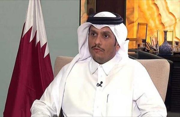 سفر وزیر خارجه قطر به بیروت