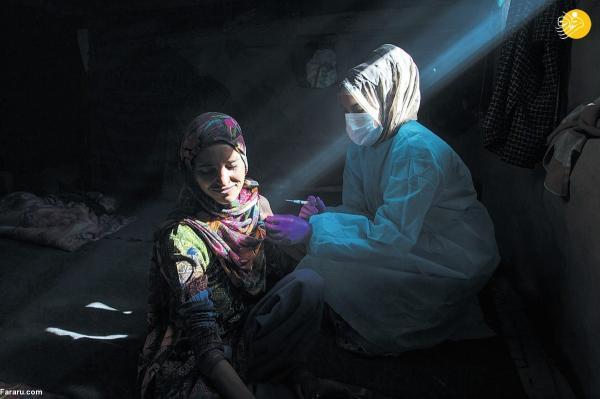 جنجال واکسیناسیون عشایر کشمیر