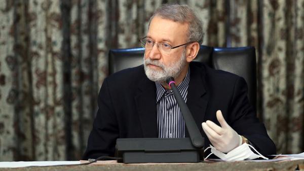علی لاریجانی: آیا مسائل خوزستان با غمگساری حل می گردد؟