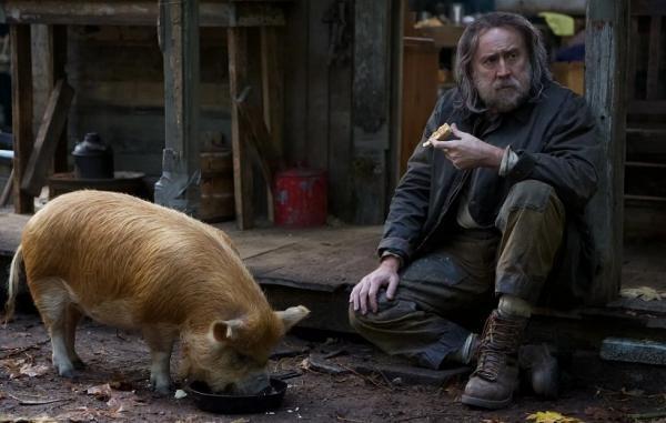 خوک؛ چرا نقدهای فیلم تازه نیکولاس کیج انقدر مثبت هستند؟