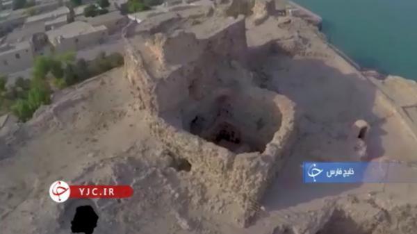 بزرگترین قلعه تاریخی هرمزگان حال خوبی ندارد