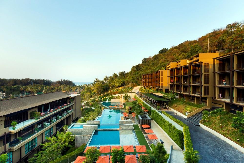 بهترین هتل های 5 ستاره پوکت