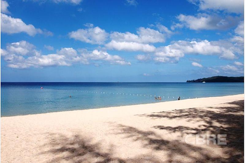 ساحل بانگ تائو لاگونا در پوکت