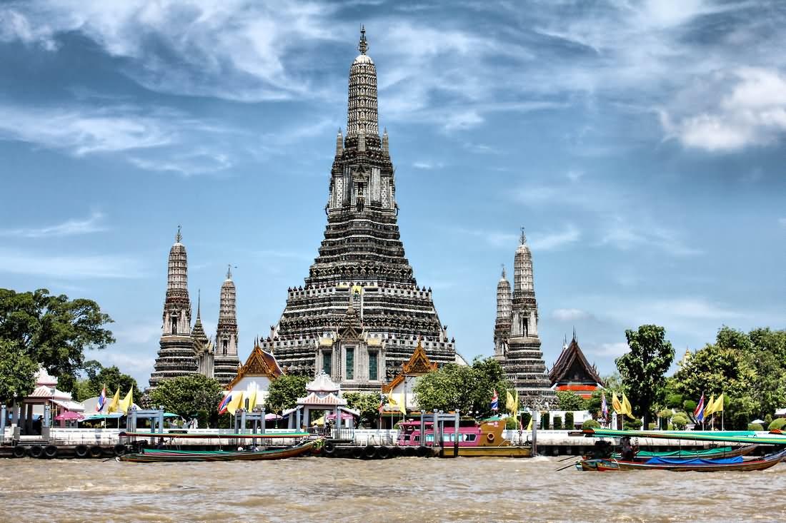 همه چیز درباره معبد وات آرون بانکوک