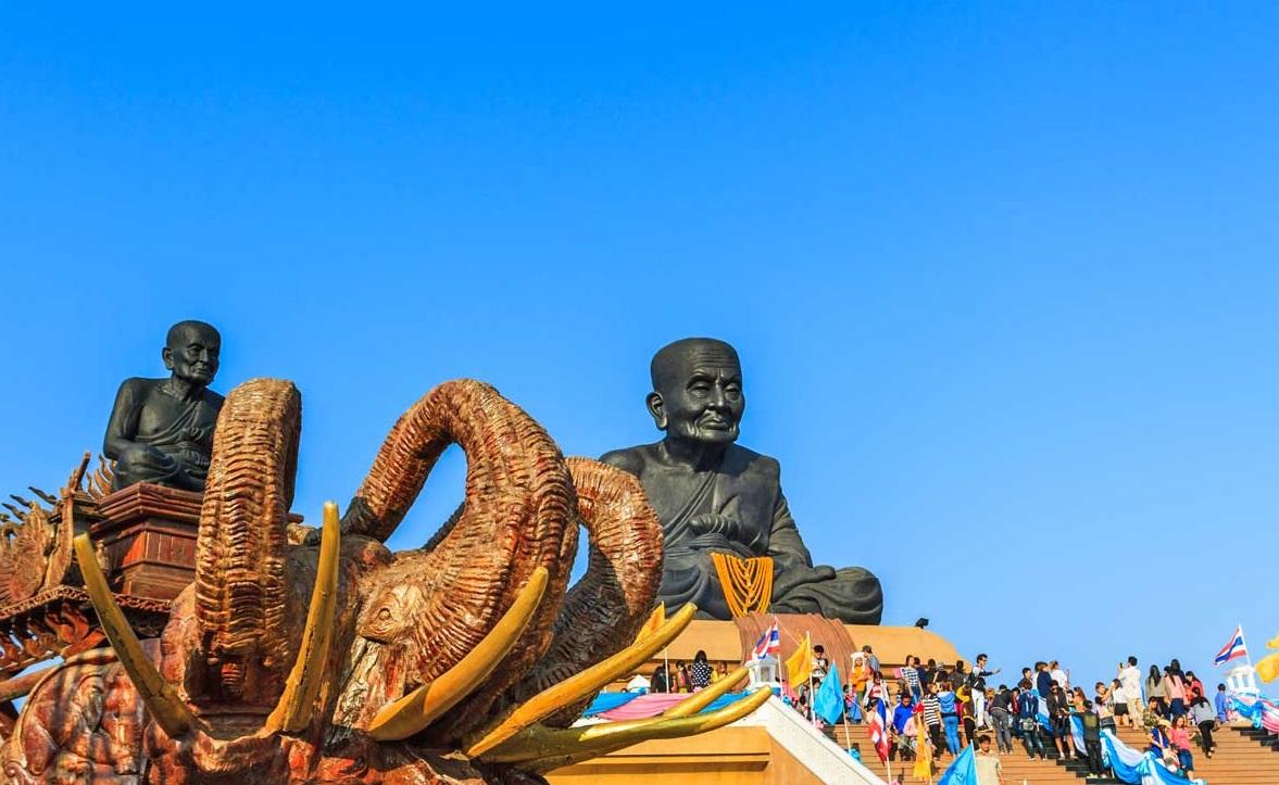 همه چیز درباره معبد هوآی مونکل بانکوک