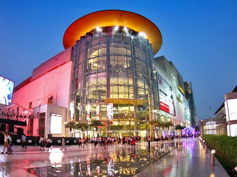 مراکز خرید مطرح بانکوک