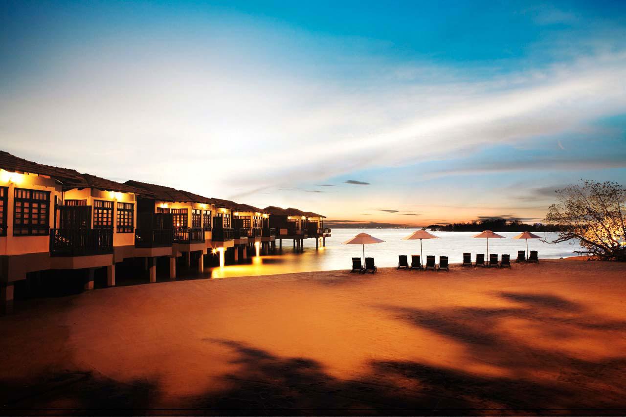 سواحل پورت دیکسون مالزی