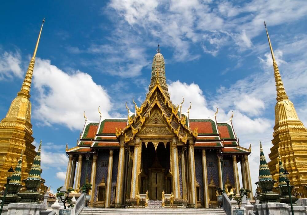 معبد وات فرا کائو تایلند