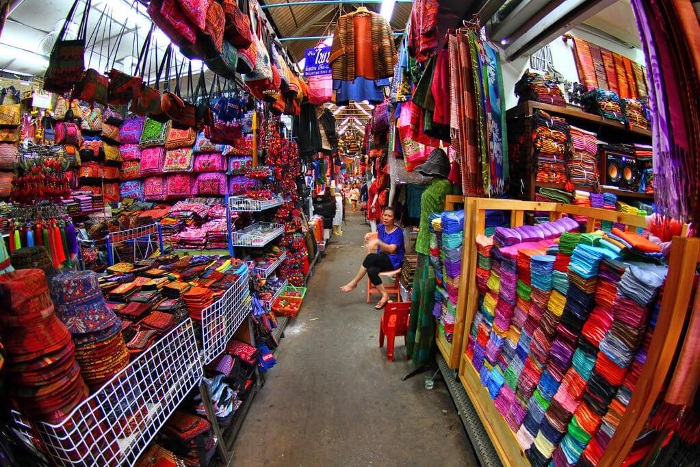 بازار آخر هفته چاتوچاک