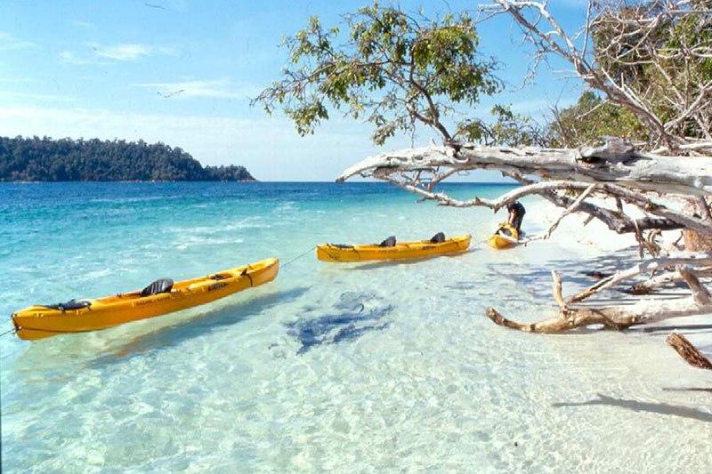 همه چیز درباره جزایر زیبای تایلند