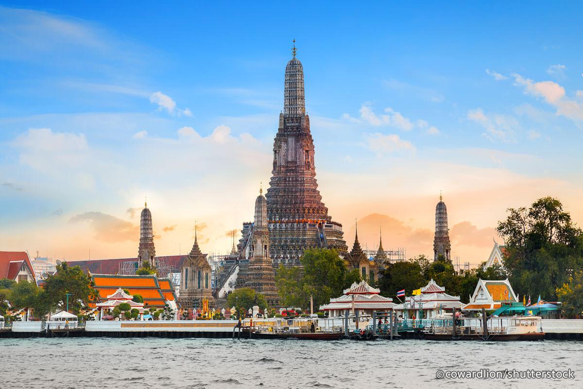 تاریخچه شهر بانکوک تایلند